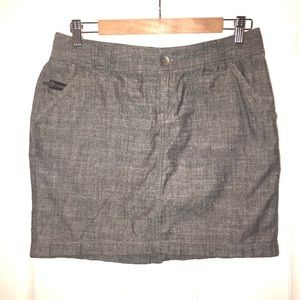 Converse One Star grey skirt, size 6